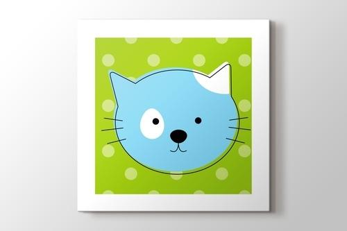 Mavi Kedi görseli.