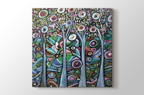 Colored Trees görseli.