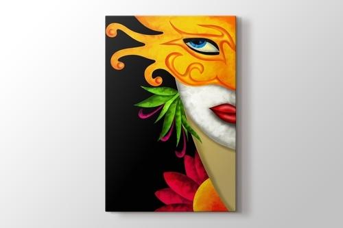 Karnaval Maskesi görseli.