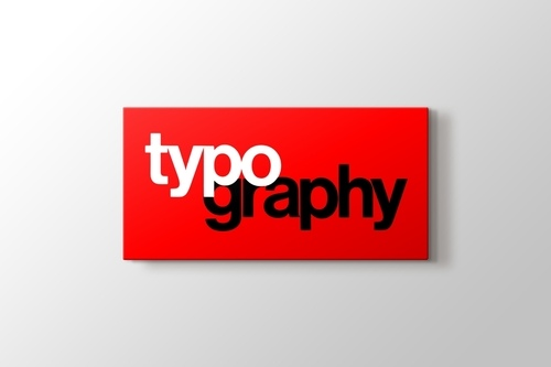 Typography görseli.