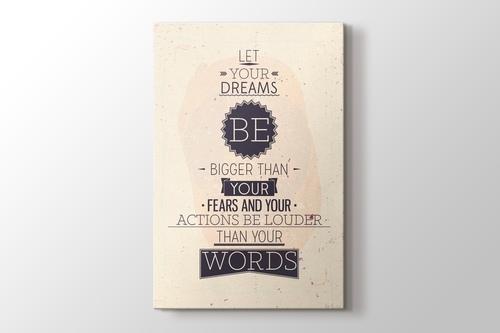 Let Your Dreams görseli.