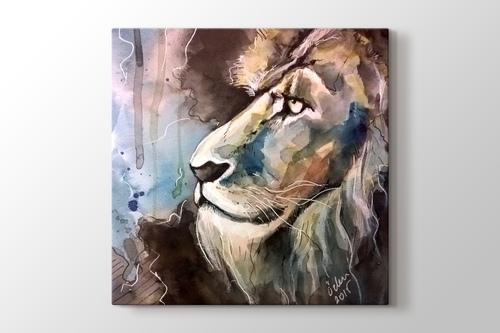 Lion görseli.
