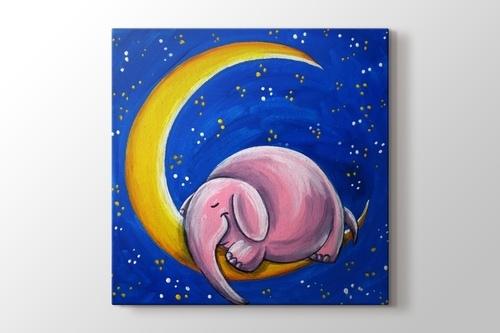 Sleeping on the Moon görseli.