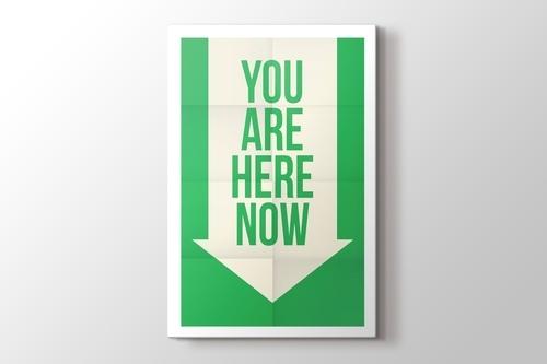 You are Here görseli.