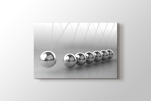 Newton's Cradle görseli.
