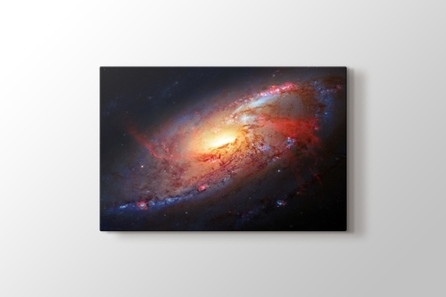 Messier Spiral Galaxy görseli.