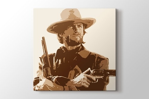 Clint Eastwood görseli.