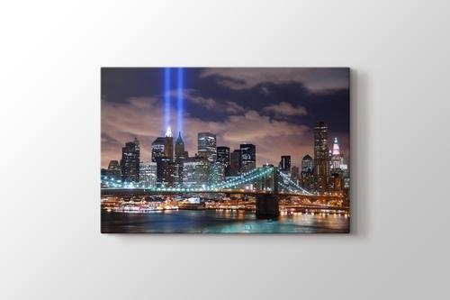 Brooklyn Köpsüsü Gece Manzara görseli.