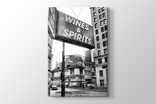 Wines and Spirits görseli.