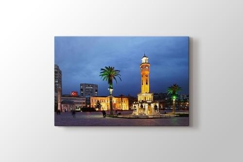 İzmir - Saat Kulesi görseli.
