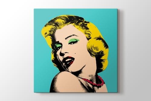 Marilyn Monroe görseli.