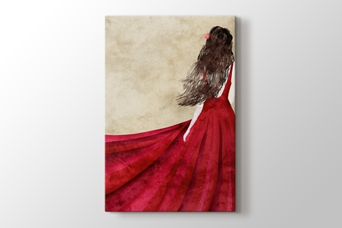 Red Dress görseli.
