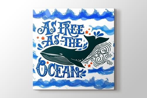 As Free As The Ocean görseli.