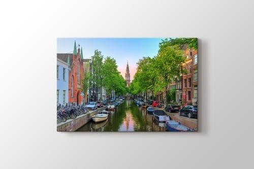 Amsterdam - Nieuwmarkt görseli.