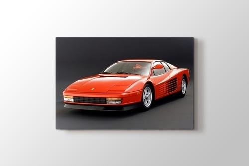 Ferrari Testarossa görseli.