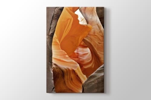 Antelope Slot Canyon görseli.