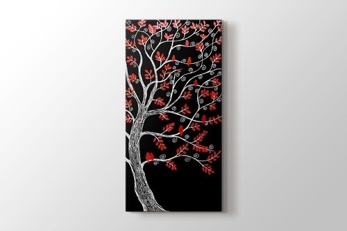 Red Leafed Tree II görseli.