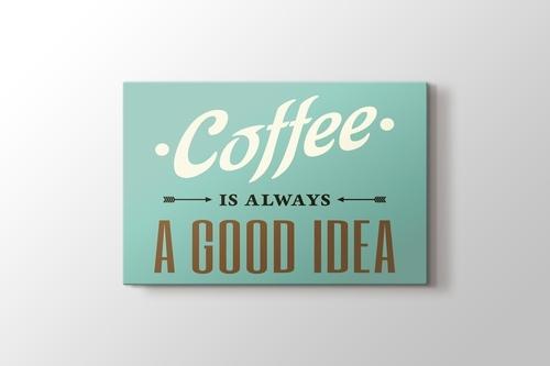 Coffee Good Idea görseli.