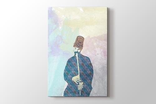 Sufi Ya Hz Mevlana görseli.