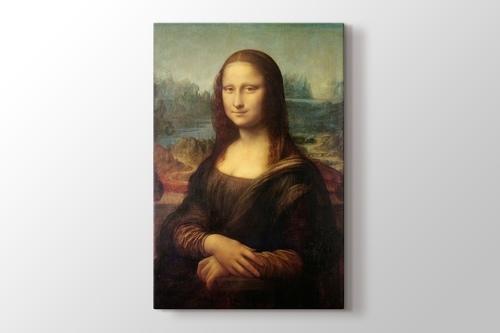 Mona Lisa görseli.