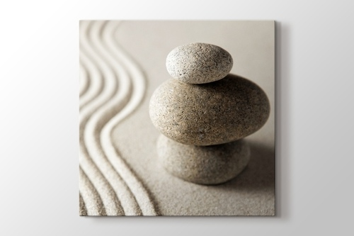 Pebble on Sand görseli.