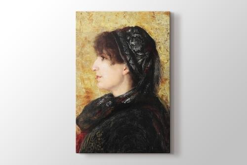 Naile Hanım Portresi görseli.