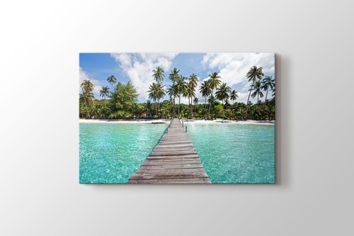 Paradise Beach görseli.