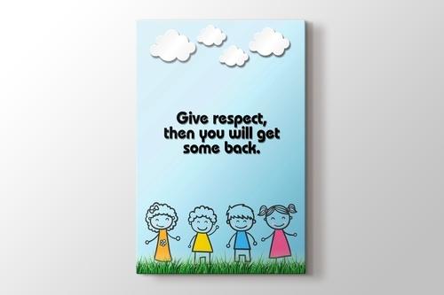 Respect görseli.