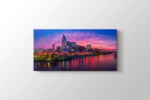 Nashville Skyline görseli.