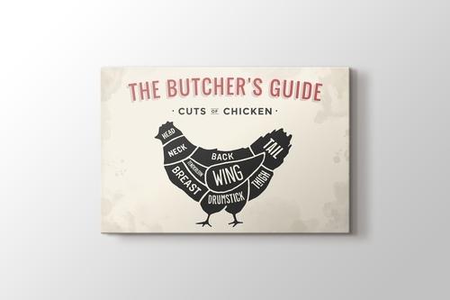 The Butcher's Guide Chicken görseli.