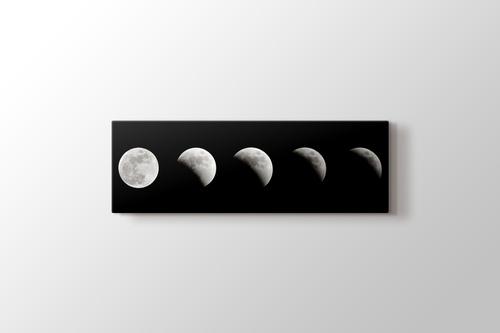 Ay Tutulması görseli.