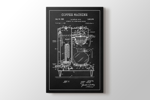 Coffee Machine Patent görseli.