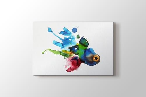 Colorful Fish görseli.