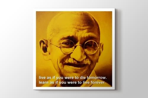 Gandhi - Live and Learn görseli.