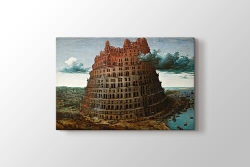 The Tower of Babel görseli.