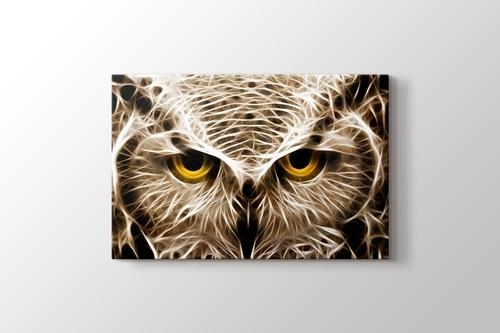 CloseUp Owl görseli.