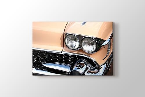 Classical Orange Car görseli.