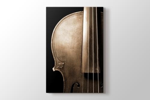 Violin görseli.