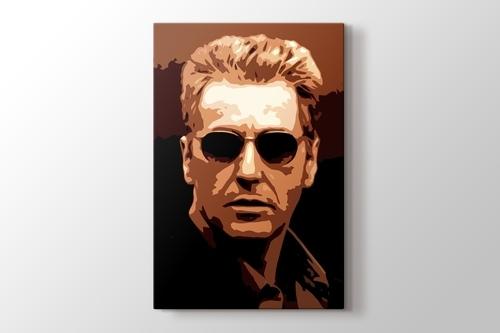 The Godfather - Al Pacino görseli.