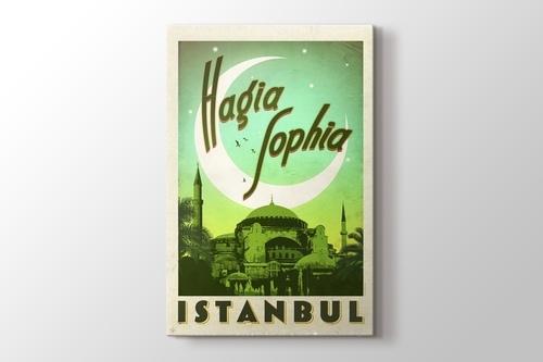İstanbul Aya Sofya görseli.