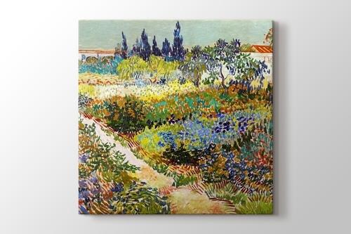 Garden at Arles görseli.