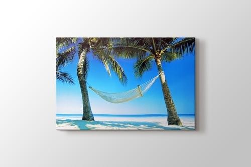 Maldives - Hammock görseli.