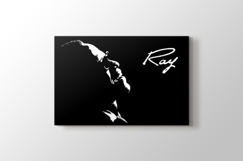 Ray Charles Pop Art görseli.
