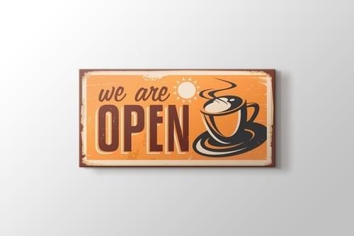 We are Open görseli.