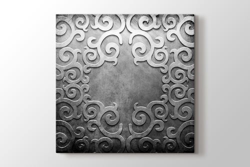Metal Kabartma görseli.