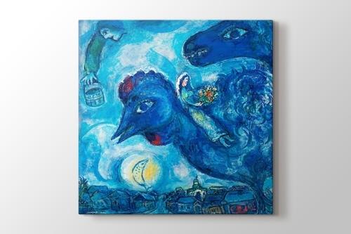 Le reve de Chagall sur Vitebsk görseli.