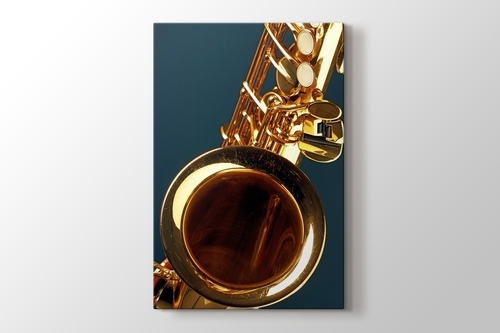 Saxophone görseli.