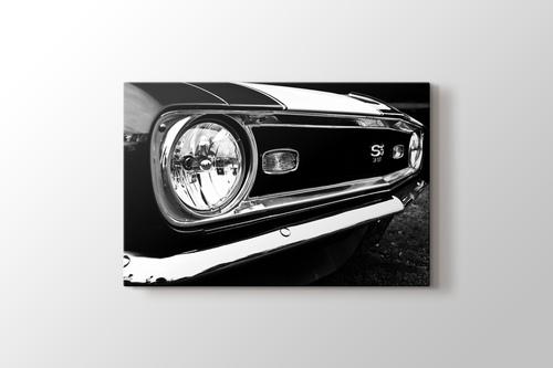Chevrolet Chevelle SS 396 görseli.