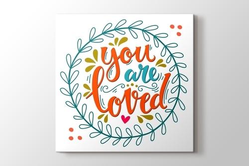 You Are Loved görseli.