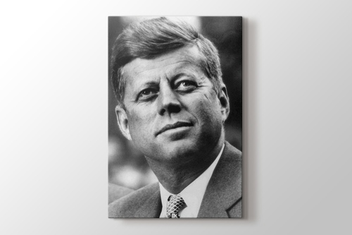 John F. Kennedy görseli.